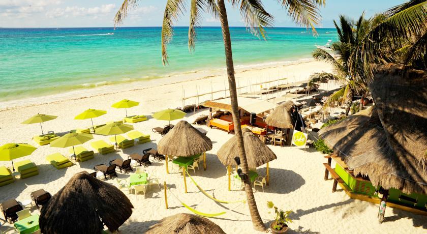 Hotel Colibri Playa Del Carmen